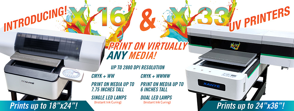 Link to our webpage featuring UV Flatbed Printers