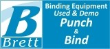 Used & Demo Punch & Bind Equipment