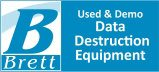 Used & Demo Data Destruction Equipment