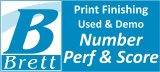 Used & Demo Number, Perf & Score