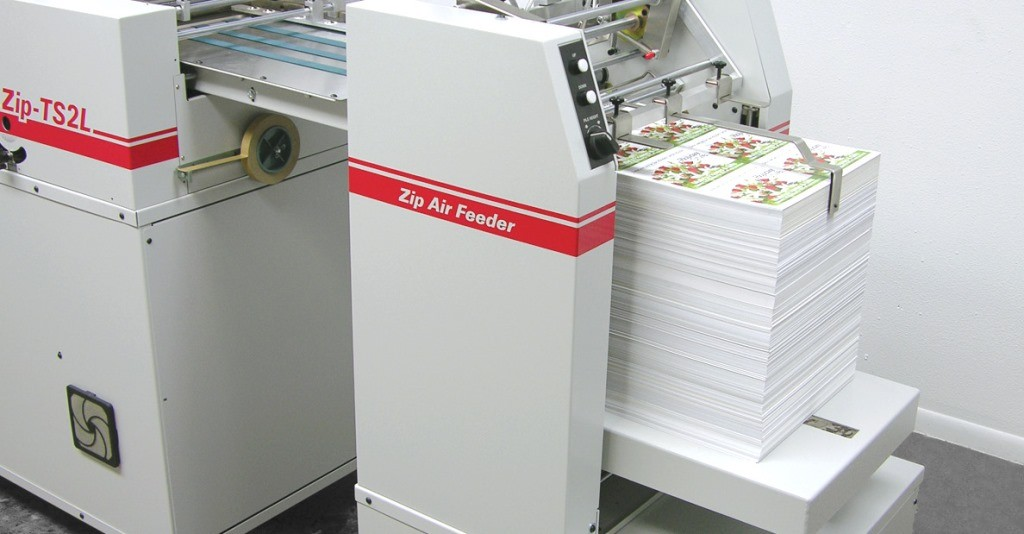 Therm O Type Zip Ts2l Mark Iv Digital Finisher