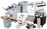 Bindery Equipment and Accessories