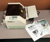 Kirispar Mini SK-202S One Process Business Card Cutter - Used