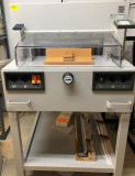 Triumph 4850-EP Automatic Programmable Paper Cutter - Used