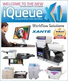 Xante iQueue Digital Color Workflow