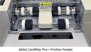 Akiles CardMac Pro - Automatic Business Card Cutter