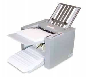 Formax FD314 Desk Top Paper Folder - Demo Model