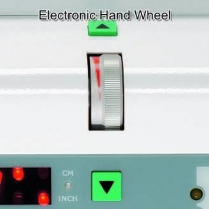 Digicut 280 Electronic Hand Wheel