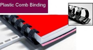 Ibico Kombo Manual Punch And Bind Plastic Comb Binder - Used