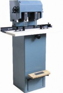 Lassco-Spinnit FMM-2 Two Spindle Paper Drill